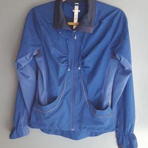 LuLulemon blue jacket